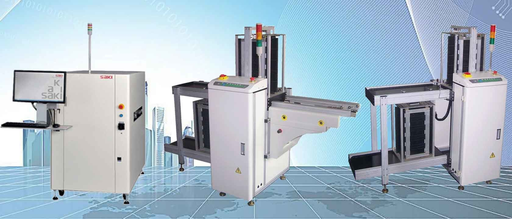 SMT Equipment Magazine PCB Loader Unloader used in Production Line